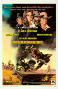 "Movie Posters:Western, Once Upon a Time in the West (Paramount, 1969). One Sheet (27"" X41"") Frank McCarthy Artwork.. ..."