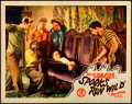 "Movie Posters:Comedy, Spooks Run Wild (Monogram, 1941). Lobby Card (11"" X 14"").. ..."
