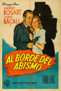 "Movie Posters:Film Noir, The Big Sleep (Warner Brothers, 1947). Argentinean Poster (29"" X43"").. ..."