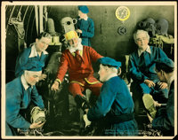 "20,000 Leagues Under the Sea (Universal Film Manufacturing, 1916). Lobby Card (11"" X 14"")"