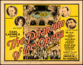 "Movie Posters:Horror, The Phantom of the Opera (Universal, 1925). Title Lobby Card (11"" X14"") Cast Style.. ..."
