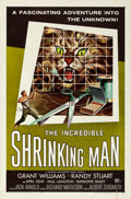 "Movie Posters:Science Fiction, The Incredible Shrinking Man (Universal International, 1957). OneSheet (27"" X 41"") Reynold Brown Artwork.. ..."