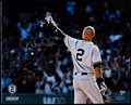 Autographs:Photos, Derek Jeter Signed Oversized Photograph. ...