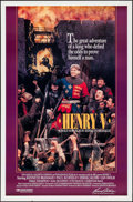 "Movie Posters:Drama, Henry V & Others Lot (MGM/UA, 1989). One Sheets (4) (27"" X 40""& 27"" X 41""). Drama.. ... (Total: 4 Items)"