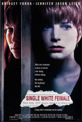 "Movie Posters:Thriller, Single White Female & Others Lot (Columbia, 1992). One Sheets(4) (27"" X 40"" & 27"" X 41""). Thriller.. ... (Total: 4 Items)"