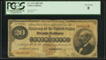 Large Size:Gold Certificates, Fr. 1174 $20 1882 Gold Certificate PCGS Very Good 08.. ...