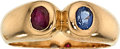 Estate Jewelry:Rings, Ruby, Sapphire, Gold Ring, Cartier . ...