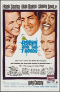 "Movie Posters:Comedy, Robin and the 7 Hoods (Warner Brothers, 1964). One Sheet (27"" X41""). Comedy.. ..."