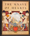 Books:Children's Books, [Maxfield Parrish]. Louise Saunders. The Knave of Hearts.New York: 1925. First edition....