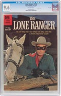 Silver Age (1956-1969):Western, Lone Ranger #136 File Copy (Dell, 1960) CGC NM+ 9.6 Off-whitepages....