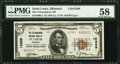 National Bank Notes, Saint Louis, MO - $5 1929 Ty. 2 The Telegraphers NB Ch. # 12389....