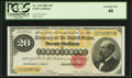 Large Size:Gold Certificates, Fr. 1178 $20 1882 Gold Certificate PCGS Extremely Fine 40.. ...