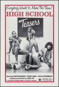 "Movie Posters:Sexploitation, High School Teasers & Other Lot (Saturn International, 1979).One Sheets (2) (27"" X 41""). Sexploitation. Alternate Title: ...(Total: 2 Items)"