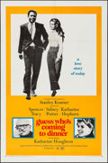 "Movie Posters:Comedy, Guess Who's Coming to Dinner (Columbia, 1967). One Sheet (27"" X 41""). Comedy.. ..."