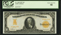 Large Size:Gold Certificates, Fr. 1168 $10 1907 Gold Certificate PCGS Choice About New 58.. ...