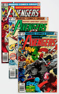 Modern Age (1980-Present):Superhero, The Avengers Group of 35 (Marvel, 1970s-80s) Condition: AverageVF/NM.... (Total: 35 Comic Books)