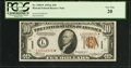 Small Size:World War II Emergency Notes, Fr. 2303* $10 1934A Hawaii Federal Reserve Note. PCGS Very Fine 20.. ...