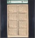 Colonial Notes:Rhode Island, Rhode Island July 2, 1780 $5-$7-$8-$9/$1-$2-$3-$4 PCGS Choice AboutNew 55PPQ.. ...