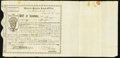 Colonial Notes:Connecticut, United States Loan Office Certificate State of Connecticut $331.30March 11, 1793 Anderson CT-56 Very Fine, CC.. ...