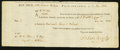 "Colonial Notes:Pennsylvania, Philadelphia, PA ""Philadelphie"" Payment Exchange Form 3000 Florinsof Holland Mar. 31, 1784 Very Fine.. ..."