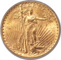 Saint-Gaudens Double Eagles, 1913-S $20 MS64 PCGS....
