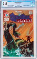 Bronze Age (1970-1979):Horror, Monster Hunters #1 (Charlton, 1975) CGC NM/MT 9.8 White pages....