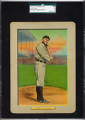 Baseball Cards:Singles (Pre-1930), 1910-11 T3 Turkey Red Ty Cobb #9 SGC 40 VG 3....