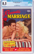 Golden Age (1938-1955):Romance, Romantic Marriage #13 (Ziff-Davis, 1952) CGC VF+ 8.5 Off-whitepages....