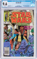 Star Wars #85 (Marvel, 1984) CGC NM+ 9.6 White pages