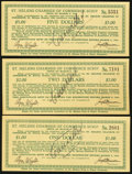Obsoletes By State:Oregon, St. Helens, OR- St. Helens Chamber of Commerce $1; $2; $5 Mar. 8,1933 Shafer OR320-1b; 2b; 5b. ... (Total: 3 notes)