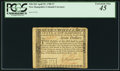 Colonial Notes:New Hampshire, New Hampshire April 29, 1780 $7 PCGS Extremely Fine 45.. ...