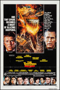 "Movie Posters:Action, The Towering Inferno (20th Century Fox, 1974). One Sheet (27"" X41"") & 33 1/3 Promo Record (7"" X 7""). Action.. ... (Total: 2Items)"