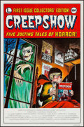 "Movie Posters:Horror, Creepshow (United Film, 1982). International One Sheet (27"" X 41"").Horror.. ..."
