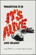 "Movie Posters:Horror, It's Alive & Others (Warner Brothers, 1974). One Sheets (3)(27"" X 41""). Horror.. ... (Total: 3 Items)"