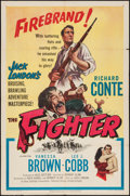 "Movie Posters:Sports, The Fighter & Other Lot (United Artists, 1952). One Sheets (2) (27"" X 41""). Sports.. ... (Total: 2 Items)"