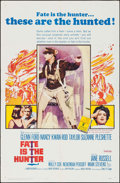 "Movie Posters:Drama, Fate is the Hunter & Other Lot (20th Century Fox, 1964). OneSheets (2) (27"" X 41""). Drama.. ... (Total: 2 Items)"