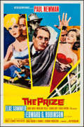 """Movie Posters:Thriller, The Prize (MGM, 1963). Flat Folded International One Sheet (27"""" X41""""). Thriller.. ..."""