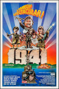 "Movie Posters:Comedy, 1941 (Universal, 1979). One Sheet (27"" X 41""). Style F, Artwork byGreen. Comedy.. ..."