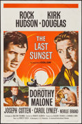 "Movie Posters:Western, The Last Sunset & Other Lot (Universal International, 1961).One Sheets (2) (27"" X 41""). Western.. ... (Total: 2 Items)"