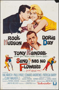 "Movie Posters:Comedy, Send Me No Flowers & Other Lot (Universal, 1964). One Sheets(2) (27"" X 41""). Comedy.. ... (Total: 2 Items)"