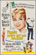 "Movie Posters:Comedy, Please Don't Eat the Daisies and Other Lot (MGM, 1960). One Sheets(2) (27"" X 41""). Comedy.. ... (Total: 2 Items)"