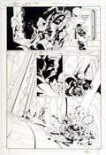 Original Comic Art:Panel Pages, Adrian Sibar and Andy Owens Batgirl #44 Page 15 Original Art(DC, 2003)....
