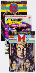 Modern Age (1980-Present):Miscellaneous, Modern Age Alternative Press/Independent Publisher Comics Long Box Group (Various Publishers, 1980s-90s) Condition: Average NM...