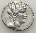 Ancients:Greek, Ancients: SYRIA. Seleuceia Pieria. Ca. 106/5-88/7 BC. ARtetradrachm (14.80 gm). Fine....