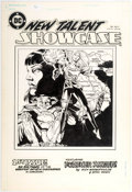 Original Comic Art:Covers, Stan Woch and Rick Magyar New Talent Showcase #1 CoverOriginal Art (DC, 1984)....