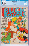 Golden Age (1938-1955):Science Fiction, Buck Rogers #3 (Eastern Color, 1941) CGC FN+ 6.5 Off-whitepages....