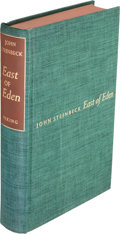 Books:Literature 1900-up, John Steinbeck. East of Eden. New York: The Viking Press,1952. First edition, limited issue, limited to 1500 copies...