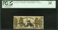 Fractional Currency:Third Issue, Fr. 1367 50¢ Third Issue Justice PCGS Very Fine 30.. ...
