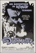 "Movie Posters:Horror, The Deathmaster & Others Lot (Roadshow, 1972). Australian OneSheets (2) (27"" X 40"") & Australian Daybill (13"" X 30"").Horro... (Total: 3 Items)"