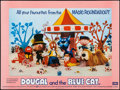 "Movie Posters:Animation, Dougal and the Blue Cat (Anglo-EMI, 1970). British Quad (30"" X40""). Animation.. ..."